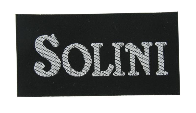 label solini desc