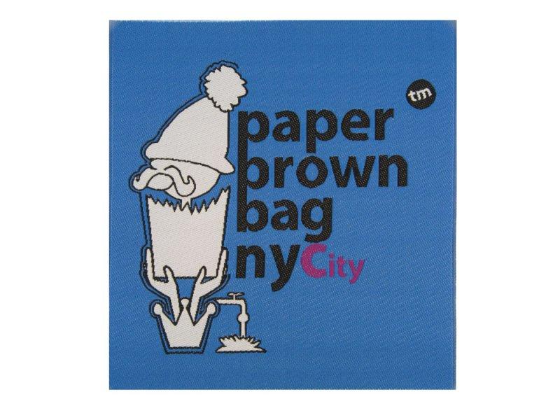 paper brown bag ny city desc